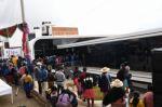 Sucre: Arce inaugura una casa comunal en la zona de Azari