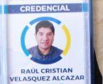 El periodista Raúl Velásquez está fuera de peligro y se recupera favorablemente