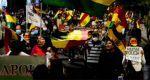 Cochabamba: Marcha expresa apoyo a policías y militares procesados por conflictos de 2019