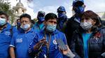 La Paz: Dirigentes del MAS exigen 1.500 puestos laborales al Gobierno nacional