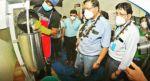 Pando: Arce entrega una planta procesadora de asaí en el municipio de Sena