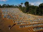 América Latina y el Caribe superan los 800 mil muertos por covid-19