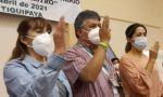 Médicos declaran cuarto intermedio en paro por Ley de Emergencia Sanitaria