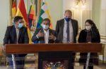 Bolivia inicia campaña internacional para liberar patentes de las vacunas contra el covid-19