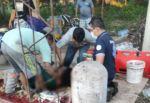 Un muerto y dos heridos tras explosión de un tanque de gas en un taller de Santa Cruz