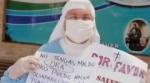 """Religiosa clama ayuda ante colapso de hospital por casos de covid-19: """"El pueblo de Guayaramerín se muere"""""""