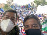Arce denuncia conspiración contra su gobierno y Tuto apunta a Evo y Maduro