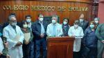 Médicos emplazan al Ministro de Salud a convocarlos a una reunión de coordinación