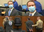 """Expolicía Derek Chauvin declarado culpable del """"asesinato"""" de George Floyd"""
