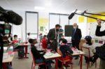 Reabren las escuelas en Francia bajo un estricto protocolo anticovid