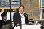 Arce anuncia llegada de un millón de dosis de Sinopharm hasta el 15 de mayo