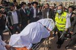 Estampida en peregrinación judía deja al menos 44 muertos en Israel