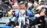 """Arce saluda a los medios: """"Una prensa libre jamás puede estar en contra de su pueblo"""""""
