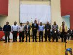 Leaño posesiona a los subalcaldes de los ocho distritos de Sucre