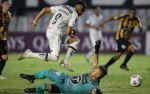 Libertadores: Santos apuñala sin compasión al Tigre y le marca el camino de salida