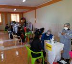 Ministerio de Salud prevé iniciar la siguiente semana la vacunación a personas mayores de 50 años