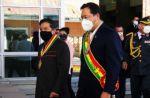 """Oposición: Arce improvisó en seis meses de gobierno y Choquehuanca hizo """"prosa"""" para indígenas"""
