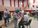 La vacunación en Chuquisaca llegó al 16% de la población vulnerable