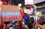 """Almagro condena """"tortura"""" y """"asesinatos"""" en Colombia y exhorta a cese de bloqueos"""
