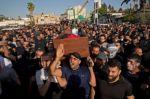 "Presidente israelí denuncia un ""pogromo"" tras disturbios"