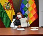 Montaño invita a transportistas a una reunión esta tarde en Cochabamba