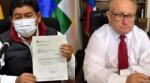 Senador chileno observa suspensión del ferrocarril y Ministro acusa a Chile de incumplir Tratado