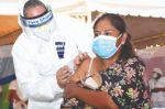 Más de 818 mil personas inoculadas con la primera dosis de la vacuna anticovid en Bolivia, según Salud
