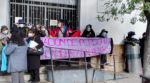 Pacientes con cáncer protestan en la puerta del Ministerio de Salud y advierten con otras medidas