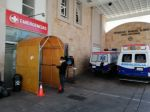 Tercera ola de la pandemia golpea a hospitales de Sucre con trabajadores sin contratos