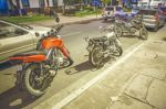 Solo 20% de motos cumple con requisitos de circulación