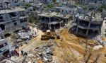 Cinco muertos y unos 10 sobrevivientes encontrados en túneles en Gaza