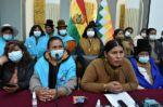 Mujeres interculturales buscan declaratoria de alerta nacional por incremento de feminicidios