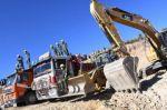 """Agua: Comienzan obras de trasvase y planta potabilizadora; Arce dice que es """"la verdadera solución"""""""