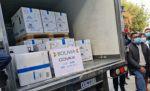 Covax entrega lote de 100.620 dosis de la vacuna Pfizer a Bolivia