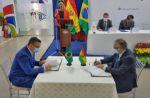 YPFB y MTGas de Brasil acuerdan compraventa de gas natural por cinco años