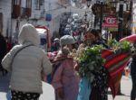 Las bajas temperaturas se instalan en Sucre