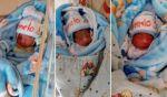 Madre con covid-19 da a luz a trillizos en el hospital de la Mujer de Sucre
