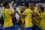 Minuto a minuto: Brasil 4-0 Perú