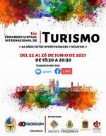 """Inscripciones abiertas: Carrera de Turismo celebra sus 40 años con el """"1er. Congreso Virtual de Turismo"""""""
