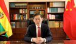 China prevé fortalecer la agenda bilateral económica con Bolivia