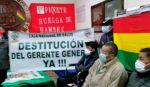 Asociación de dializados y trasplantados pide la renuncia de la Gerente de la CNS con huelga