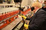 Nissan construirá gran fábrica de baterías en Reino Unido