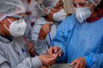 El lado humano de la pandemia: Las enfermeras de primera línea