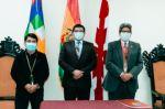 Triple crisis institucional preocupa a Alcaldía, Gobernación y Universidad
