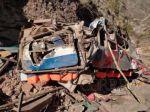 ¿Cómo avanza la investigación sobre las causas del accidente de Chataquila?