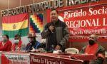 """Arce: """"No descansaremos hasta encontrar los restos de Marcelo Quiroga Santa Cruz"""""""