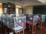 Más del 50% de los colegios del país aplica las modalidades presencial y semipresencial