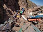 Chuquisaca cierra la semana más trágica por accidentes