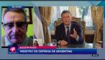 """Ministro de Defensa argentino dice que """"hay una semiplena prueba"""" contra Macri"""