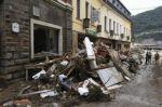Las mortíferas inundaciones cuestionan los sistemas de alertas en Alemania